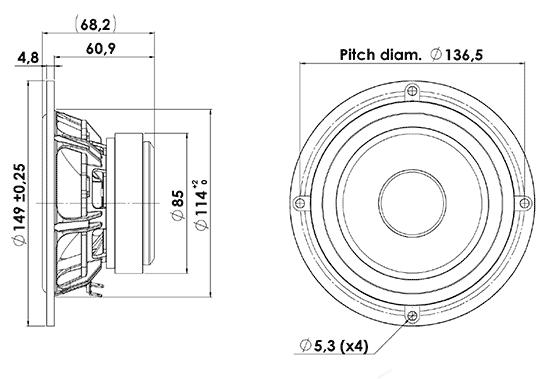 15w4424g00 dimensions