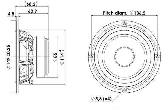15w8424g00 dimensions