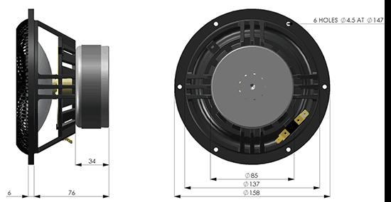 C158-8-085 dimensions