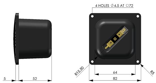 C25-6-012 dimensions