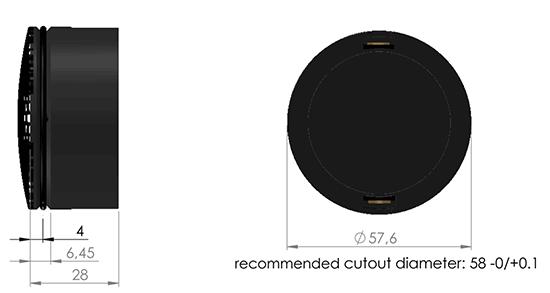 C30-6-358 dimensions