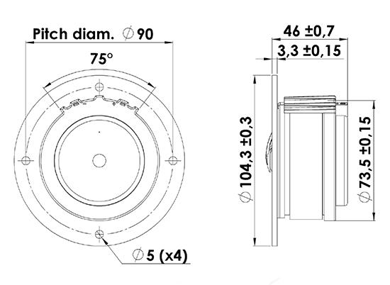 d2904-9800-00 dimensions