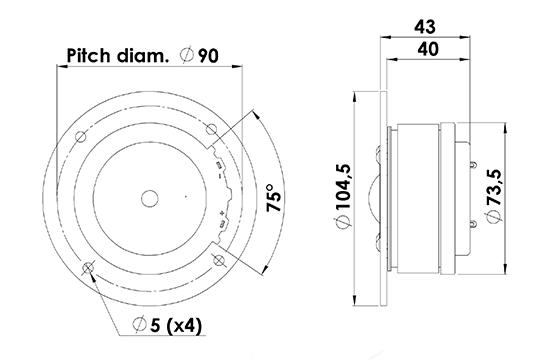 d2905-9300-00 dimensions