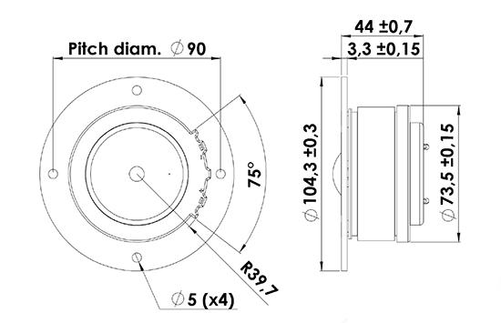 d2905-9500-00 dimensions