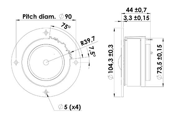 d2905-9700-00 dimensions