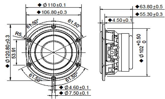 hds104-alu-835023 dimensions