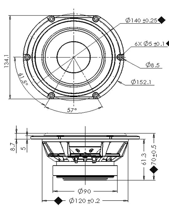 hds134-ppb-830860 dimensions